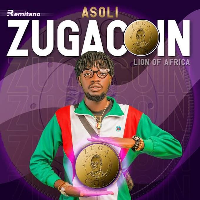 [Music] Asoli - Zugacoin (lion of Africa) #Arewapublisize