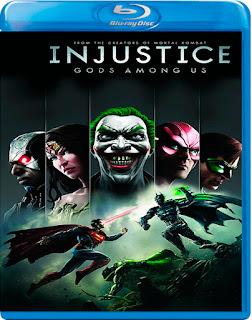Injustice: Gods Among Us [2021] [BD25] [Latino]