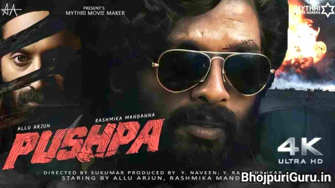 Pushpa Hindi Movie Release Date