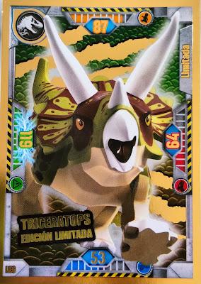 Triceratops edición limitada