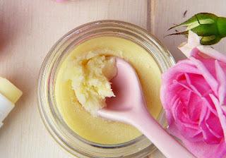 Rose Lip Balm recipe
