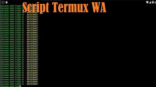 Script Termux WA
