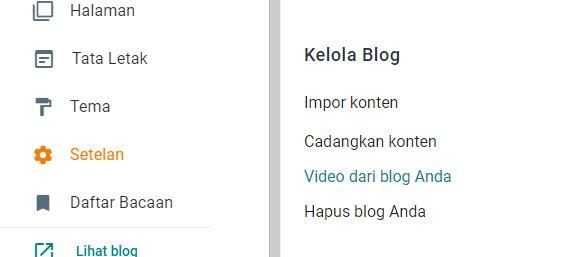 Cara Redirect 301 Domain Lama ke Domain Baru di Blogspot
