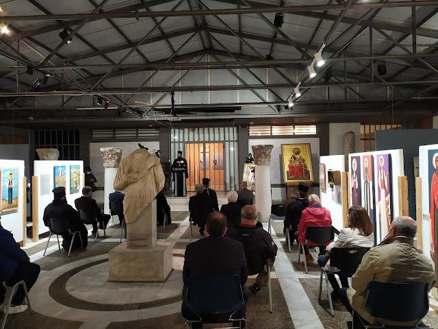 Με έργα και από την Ιστορία του Ποντιακού Ελληνισμού η έκθεση «Νεομάρτυρες. Πορεία προς την Ελευθερία» στη Δράμα