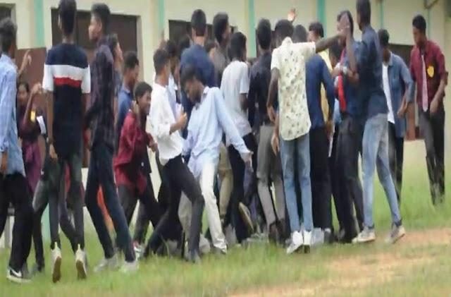 Jovens Adventista fazem show de paredão em instituição