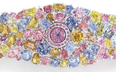Hallucination - Đồng hồ kim cương đắt nhất thế giới của Graff Diamonds