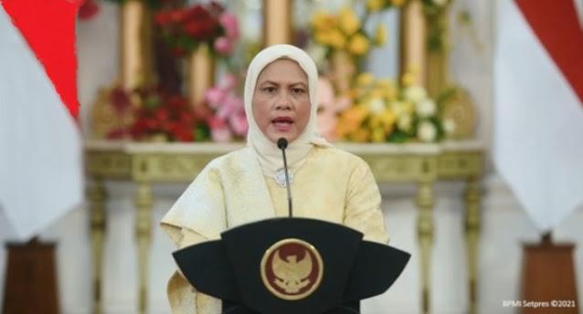 Gelar Masak Sedunia, Iriana Jokowi: Kita Yakinkan Dunia Rendang Layak Dicintai dan Diakui Unesco
