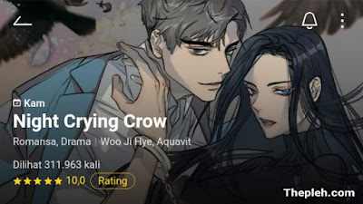 Night Crying Crow Naver
