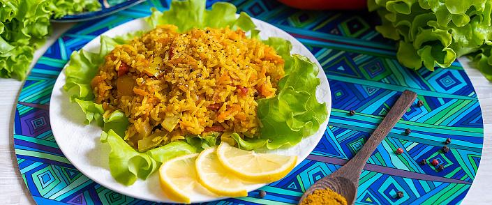 Curry rice Recipe
