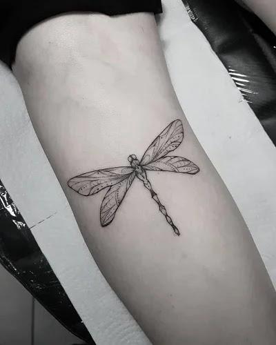 dragonfly tattoo machine