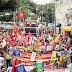 SALVADOR TEM MANIFESTAÇÃO CONTRA O GOVERNO BOLSONARO