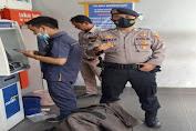 Beri Rasa Aman, Polres Serang Lakukan Pengawalan PT. UG Mandiri