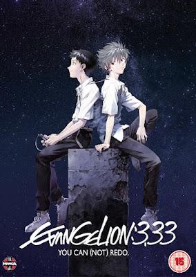 Evangelion: 3.0 You Can Not Redo (2012) Dual Audio Hindi 720p WEBRip ESubs Download