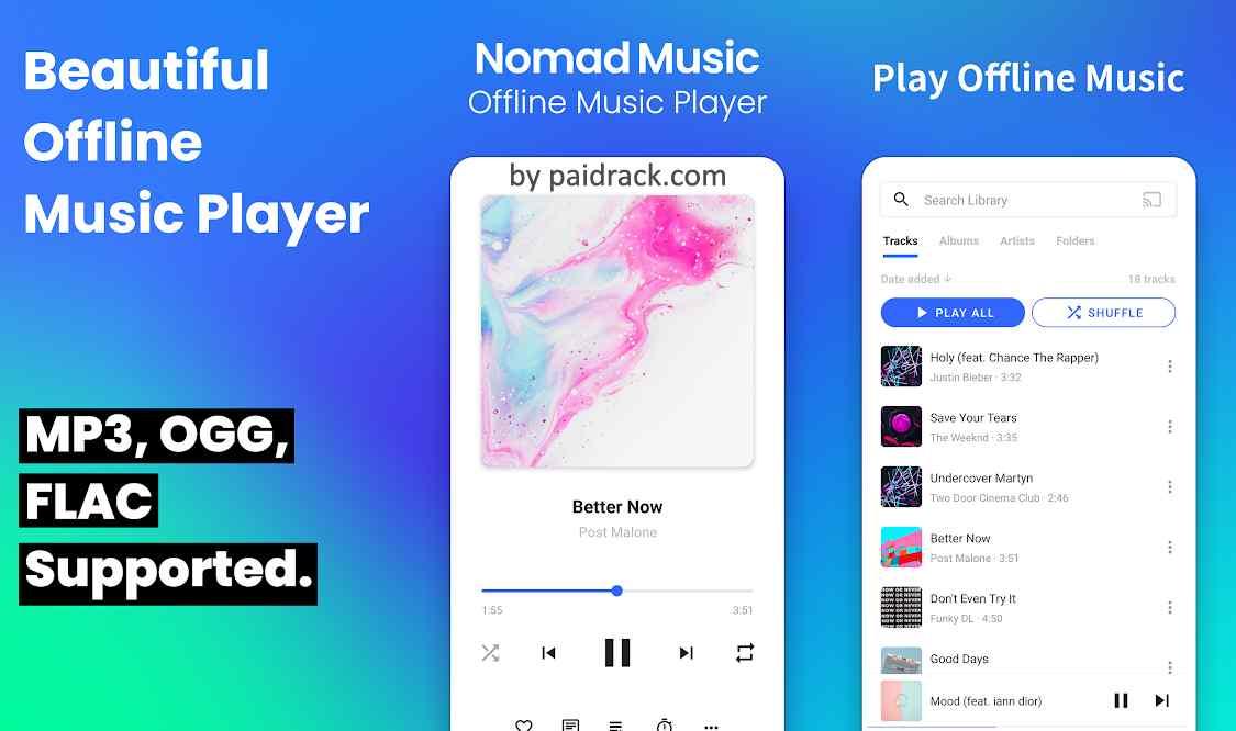 Offline Music Player Premium Apk
