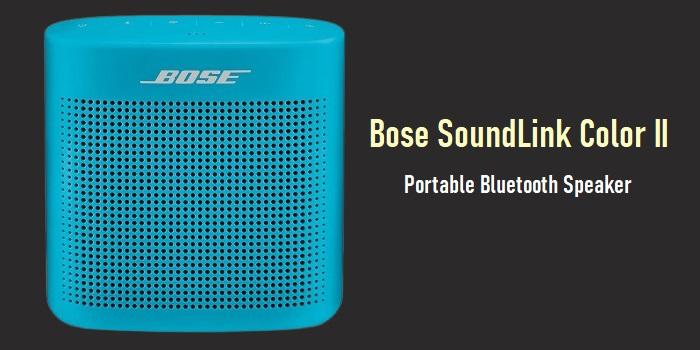Bose SoundLink Color II - Portable Bluetooth Speaker