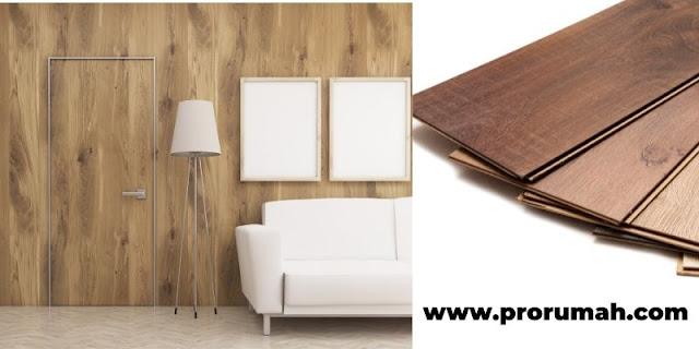 3 Jenis Panel Dinding Kayu Terbaik - dinding kayu laminate