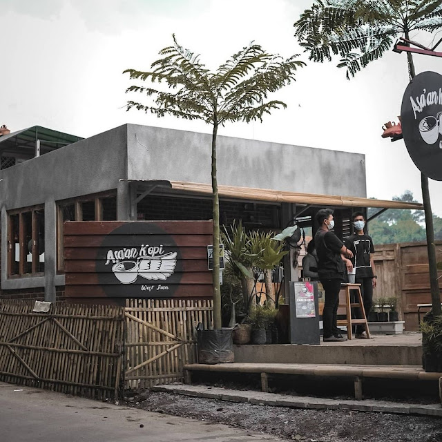 Asa'an Kopi Ciburial Bandung