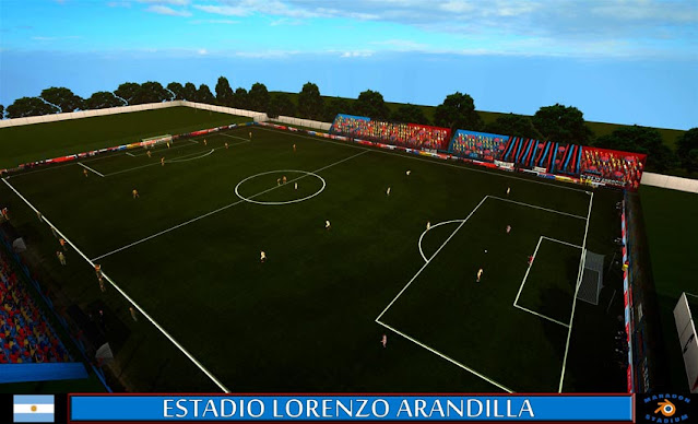 Estadio Lorenzo Arandilla For PES 2013