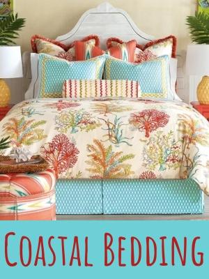 Coastal Bedding Ideas