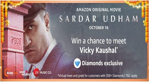 """Which revolutionary freedom fighter's life story inspired the movie """"Sardar Udham"""" ?"""