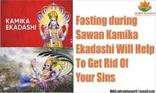 Fasting during Sawan Kamika Ekadashi Will Help To Get Rid Of Your Sins