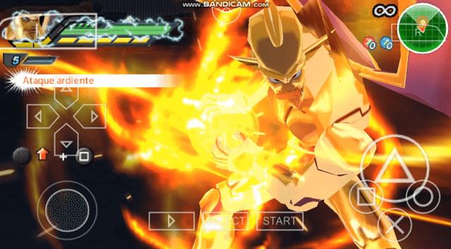 تحميل لعبة دراغون بول زد بودوكاي تينكايشي Dragon Ball Z Budokai Tenkaichi 2