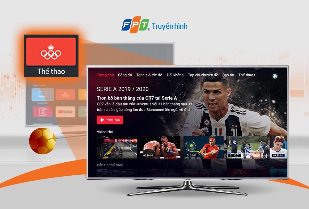 Mục thể thao trên Truyền hình FPT