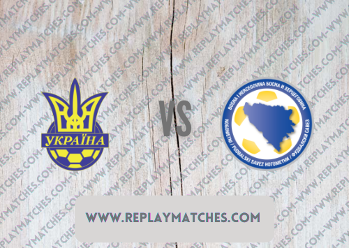 Ukraine vs Bosnia-Herzegovina Highlights 12 October 2021