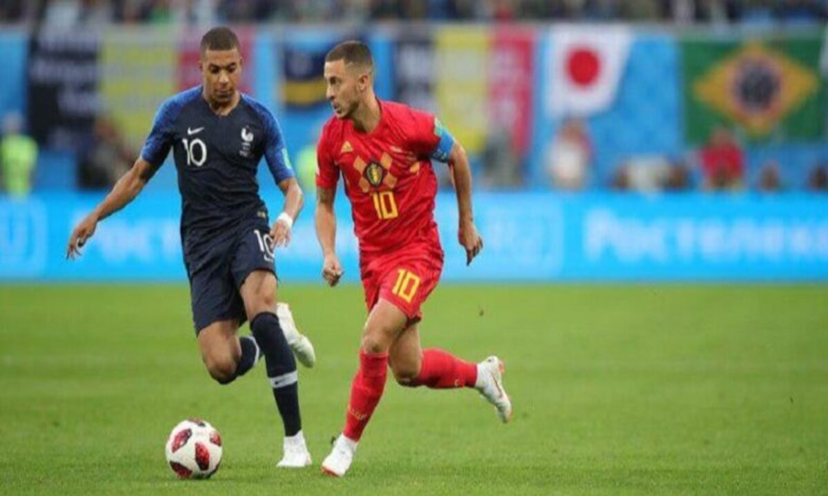 موعد مباراة فرنسا وبلجيكا في دوري الامم الاوروبيه