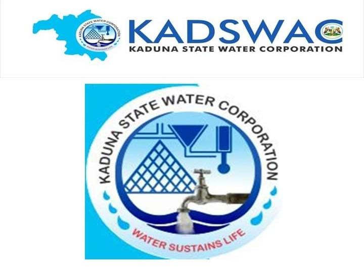"""Ɗaukar Ma'aikata: Hukumar Kula Da Ruwa Ta Jihar Kaduna """"Kaduna State Water Corporation (KADSWAC)"""" Ta Sanar Da Daukar Ma'aikata Maza Da Mata"""