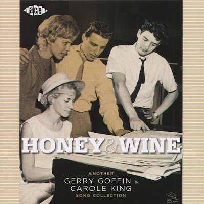 Goffin & King - Honey & Wine. Another Gerry Goffin & Carole King Song Collection