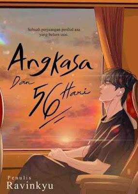 Novel Angkasa dan 56 Hari Karya Ravinkyu