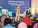 Menparekraf Minta Pelaku Ekraf di Lampung Jangan Berhenti Berinovasi