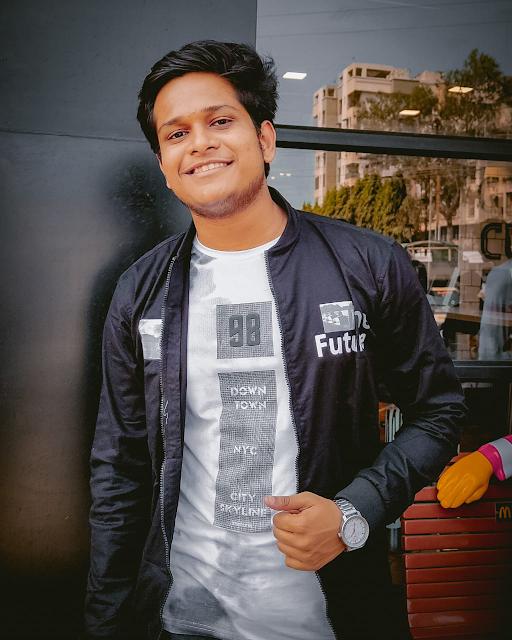 Gaurav Mohite is the CEO of  Beforv