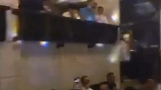 Viral Video Kerumunan Joget Dangdut di Rumah Walkot Makassar Kala PPKM