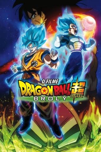 Baixar Filme Dragon Ball Super - Broly Torrent Dublado (2019) BluRay 720p / 1080p