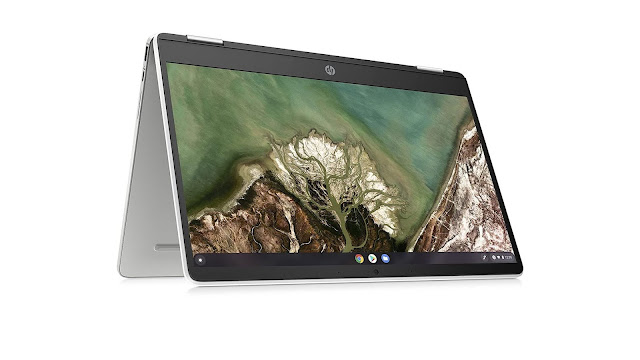 HP Introduces First AMD Powered Chromebook x360 14a