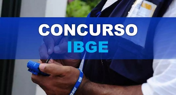 Concurso do IBGE com 204 mil vagas é cancelado