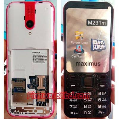 Maximus M231m Flash File