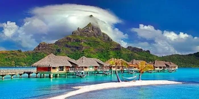 Bora Bora -French