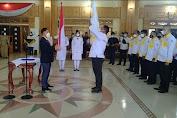 Ketua Dan Pengurus KONI Tebo Periode 2021-2025 Resmi Dilantik