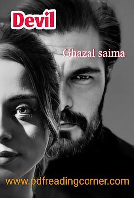 Devil By Saima Ghzal - PDF Book