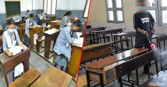 हिमाचल के स्कूलों में कोरोना का कहर: 6 शिक्षक समेत 4 और छात्र पाए गए पॉजिटिव, कल भी मिले थे