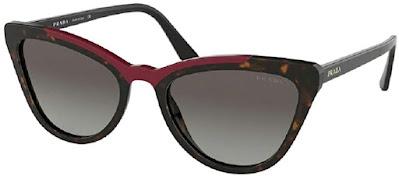 Cheap Authentic Prada Cat Eye Sunglasses