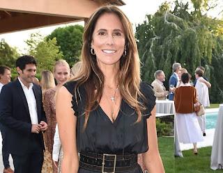 Picture of Bella Cuomo's mom Cristina