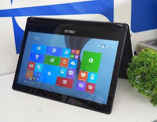 Jual Asus TP300LD Bekas ( Layar Flip - Touchscreen )