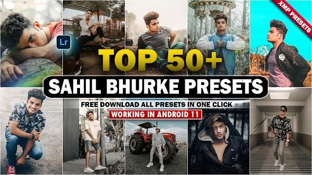 Download Top 50+ Sahil Bhurke Lightroom Presets (XMP) In One Click By Deepak Creations