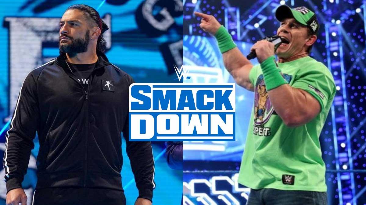 Cobertura: WWE Friday Night SmackDown (20/08/2021) – Última parada!