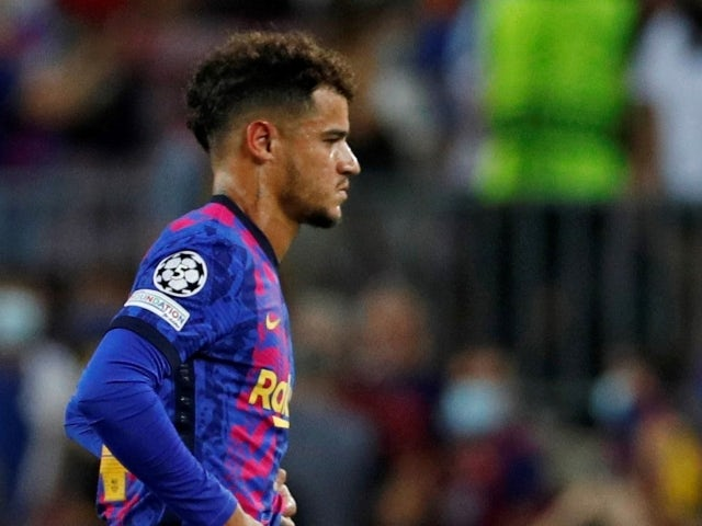Liverpool considering Philippe Coutinho reunion