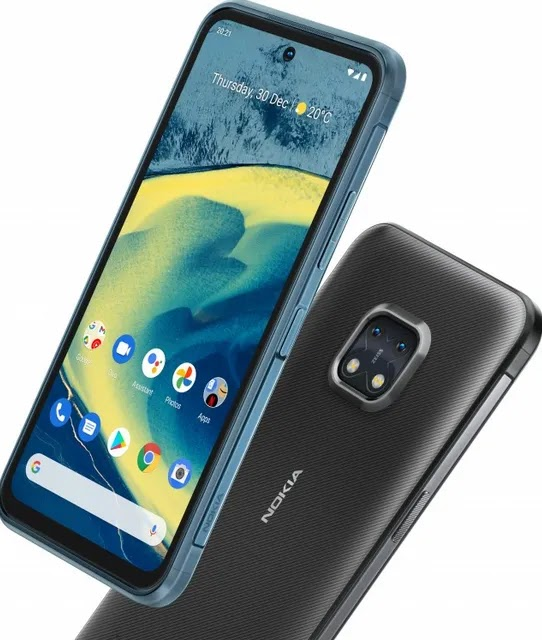 Hmd Global Launches Nokia XR20, it Survives 30 Min Inside Water